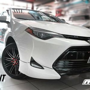 body kit rs le 2017